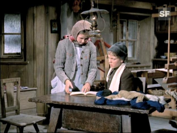 Video «Heidi und Peter (1955)» abspielen