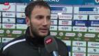 Video «Fussball: Reaktionen aus Aarau» abspielen