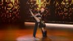 Video «Tonia Maria Zindel & Giuseppe Parlett mit einem Cha Cha Cha zu «Sway»» abspielen