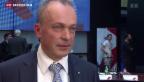 Video «Urs Schäppi ist neuer Konzernchef bei Swisscom» abspielen