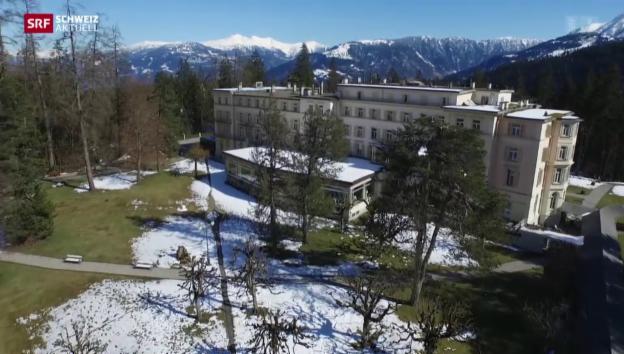 Video «Schweiz aktuell vom 07.04.2015» abspielen