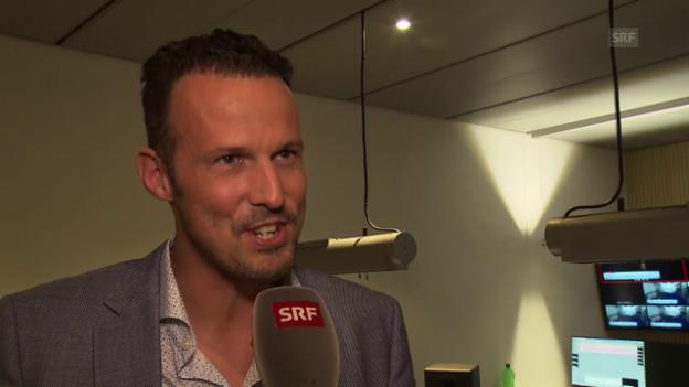 Video «Das sagt Marco Streller zum Umbruch beim FC Basel» abspielen