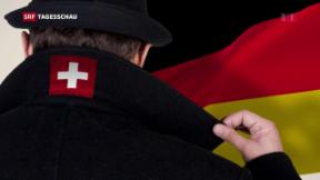 Video «Wird Schweizer Spionage-Fall zur Staatsaffäre?» abspielen