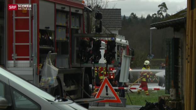 Video «Schweiz aktuell vom 21.12.2015» abspielen