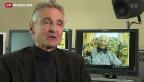 Video «Interview mit Ruedi Küng, ehemals SRF-Korrespondent in Afrika» abspielen