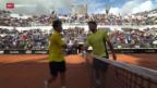 Video «Tennis: Wawrinka - Riba» abspielen