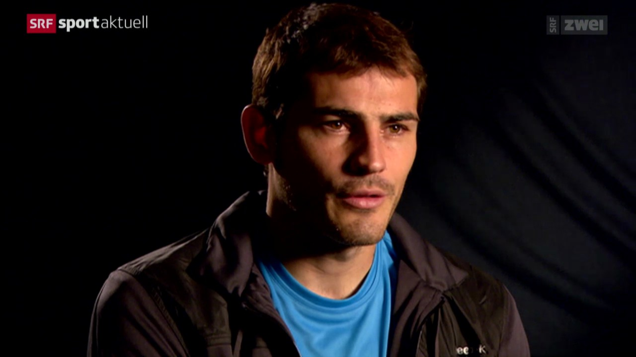 Fussball: Porträt über Real-Keeper Iker Casillas