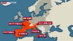 Video «EU-Kommission zeigt Milde gegenüber Defizitsündern» abspielen