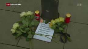Video «Neue Erkenntnisse über den Messer-Angreifer in Hamburg » abspielen