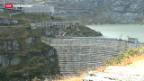 Video «Beschwerde gegen Erhöhung der Grimsel-Staumauer eingereicht» abspielen