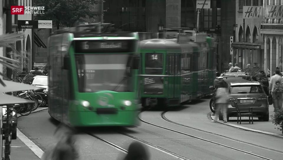 Eklat in der Chefetage der Basler Verkehrbetriebe