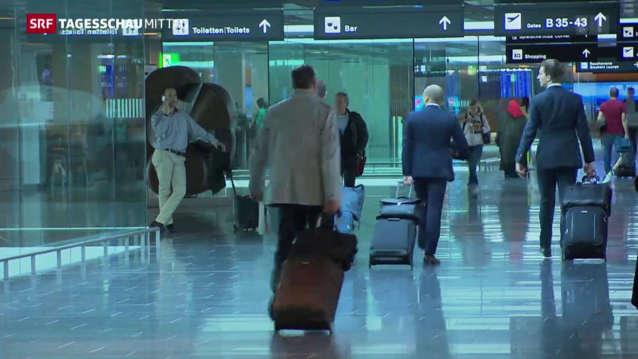 Mehr Flugzeug-Pendler in der Schweiz
