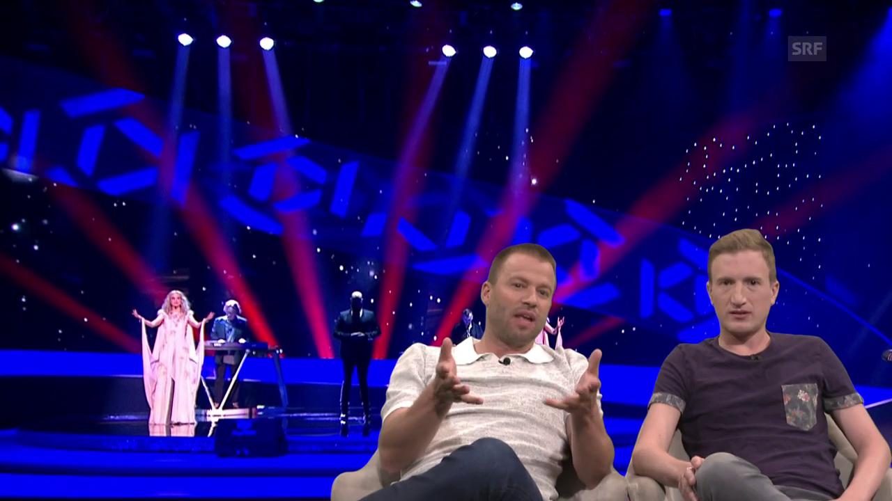 «Jonny&Büssi react to ESC»: Die besten Gruppen 2018
