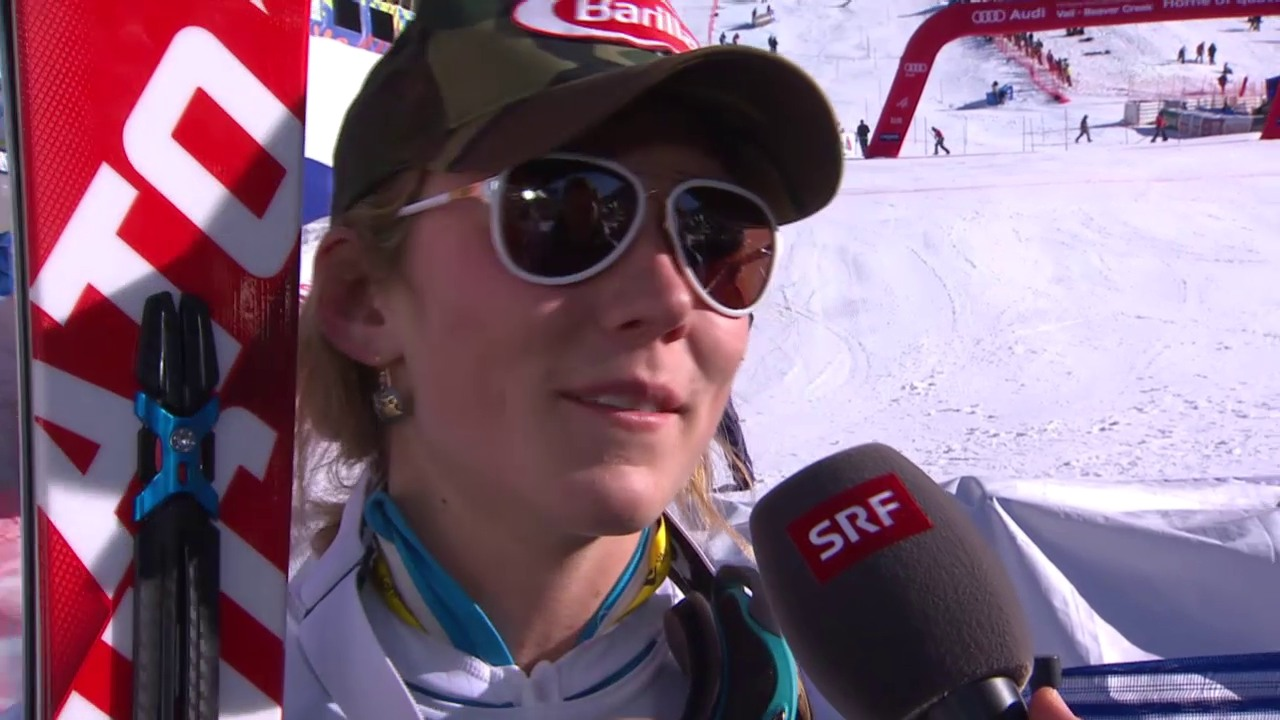 Ski-WM: Interview mit Mikaela Shiffrin
