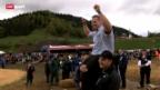 Video «Schwingen: Emmentalisches Schwingfest» abspielen