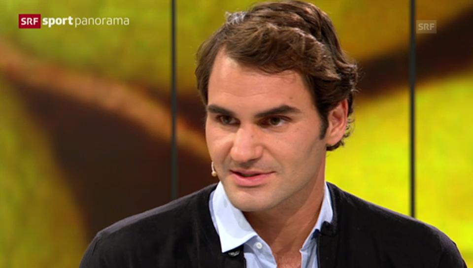 Federer über seine Kinder