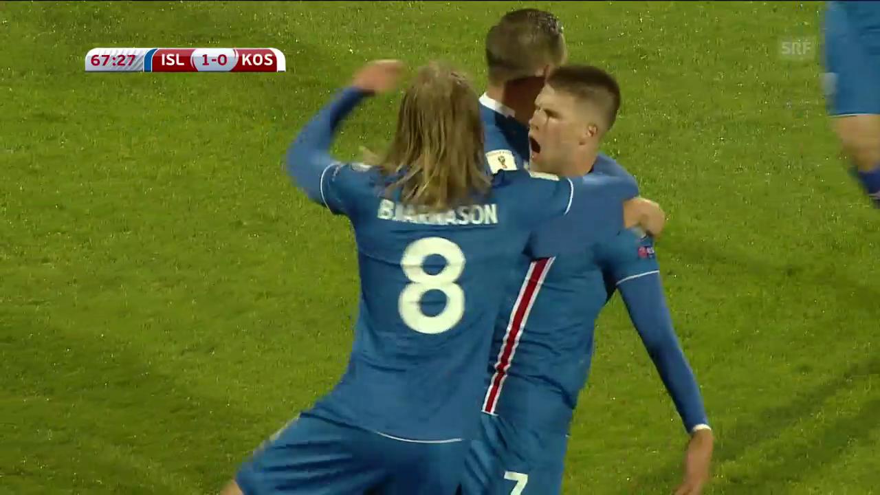 Island fährt an die WM