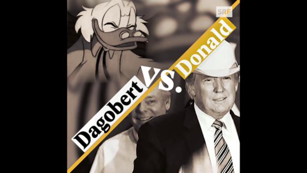 Video «Dagobert oder Donald: Wer hat's gesagt?» abspielen