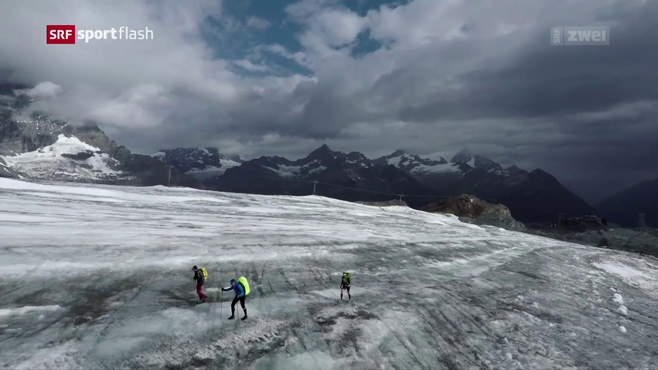 Maurer beim X-Alps nicht zu schlagen