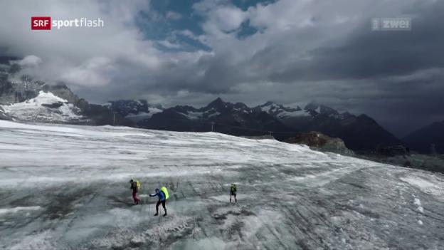 Video «Maurer beim X-Alps nicht zu schlagen» abspielen