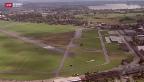 Video «Pläne für Science-Park auf dem Flugplatz Dübendorf» abspielen