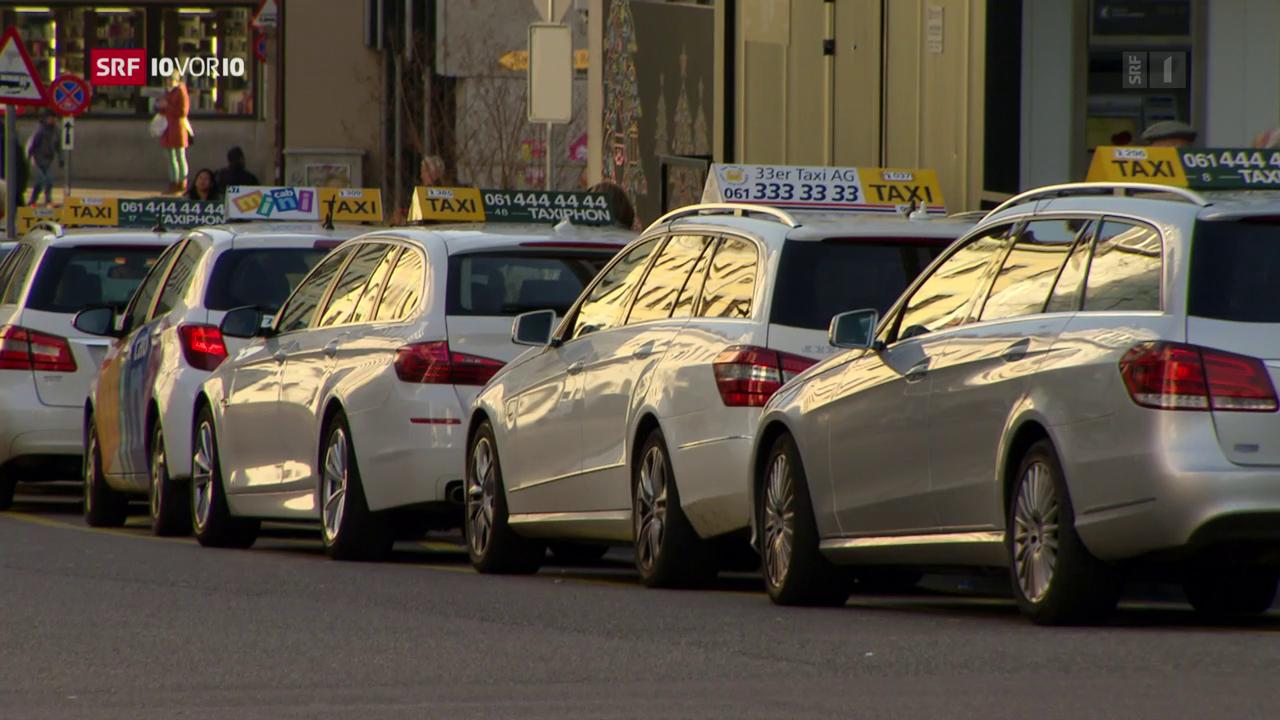 Umbruch im Taxi-Gewerbe