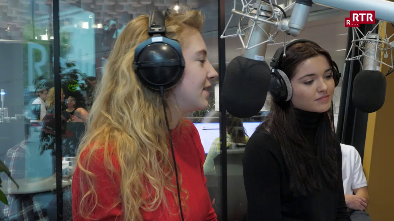 44avel Top Pop Rumantsch - Tgi èn Debora e Sina?