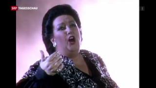 Video «Montserrat Caballé verstorben» abspielen