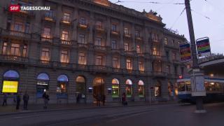 Video «Credit Suisse tritt auf Sparbremse» abspielen