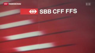 Video «Sicherheit bei den SBB» abspielen