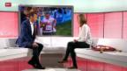Video «OL-Weltmeisterin Judith Wyder im Studio: Gespräch, Teil 2» abspielen