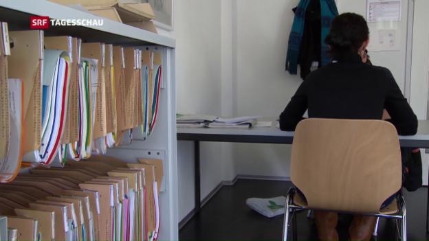 Video «SKOS fordert bessere Integration von Flüchtlingen in Arbeitsmarkt» abspielen