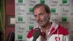 Video «Günthardt: «Auf dem Papier waren wir schon stärker»» abspielen
