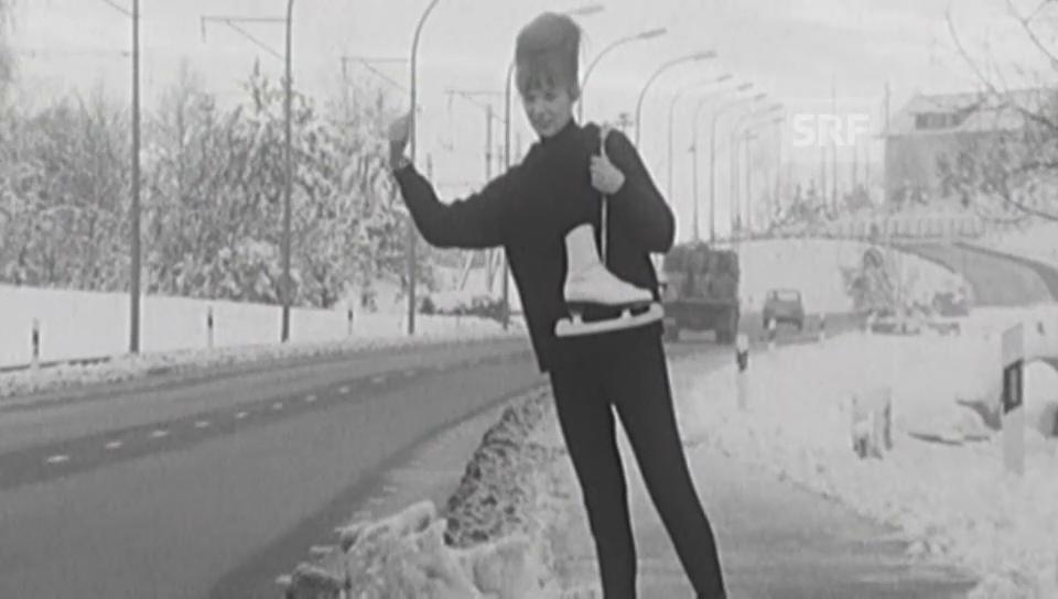 Autostopp 1965: Moderne Asphalt-Zigeuner