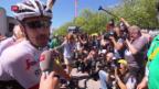 Video «Die Tour de France verlässt Bern» abspielen