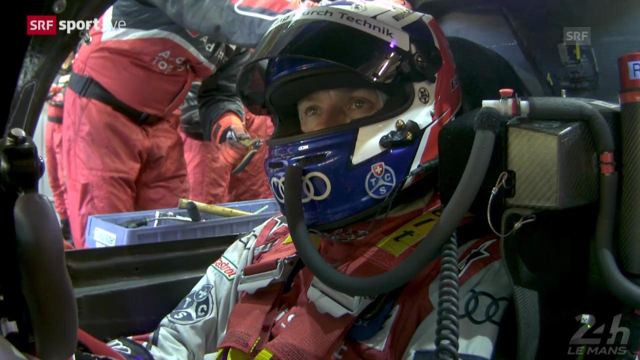 Automobilsport: Fässler siegt in Le Mans