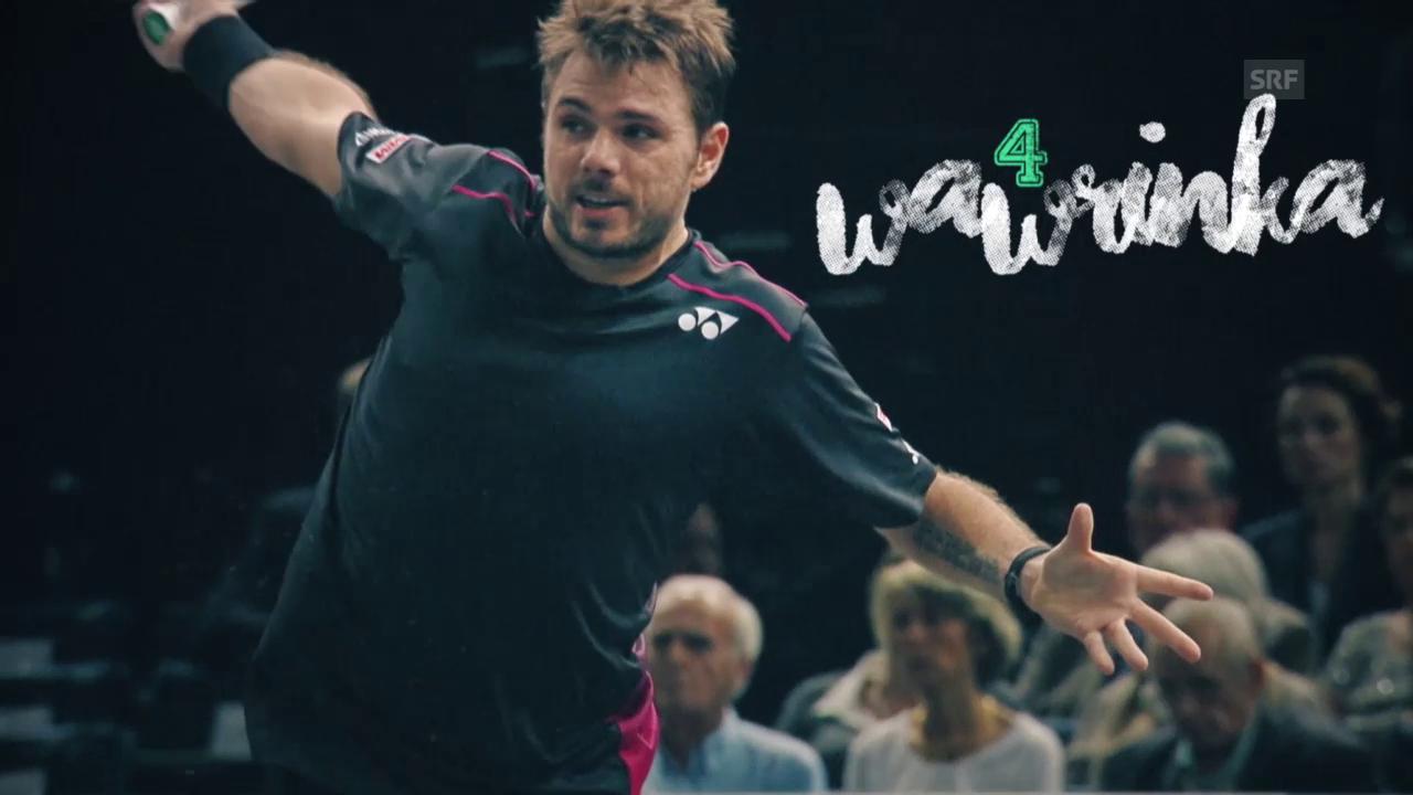 Tennis: ATP Paris-Bercy, Trailer Halbfinals