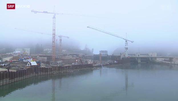 Video «Wasserkraft rentiert nicht» abspielen
