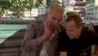 Video ««Flohmi-Duell» – Folge 2: Urs Kliby vs. Fabien Rohrer» abspielen