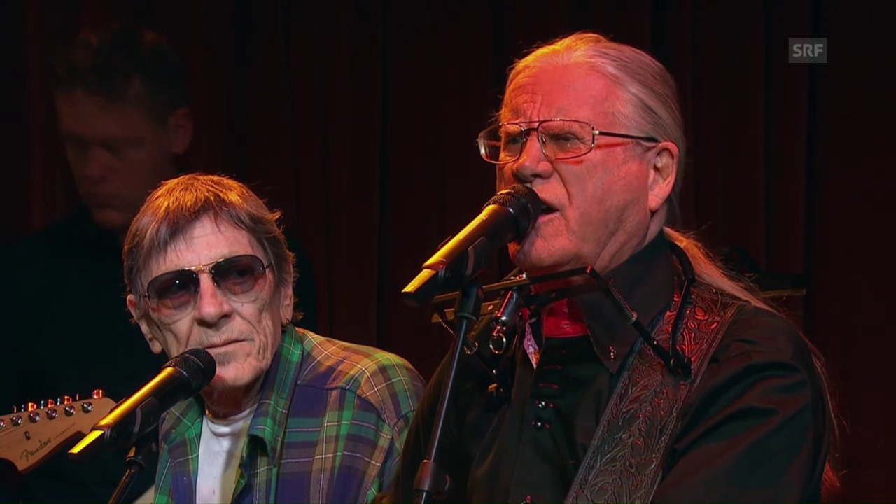 Polo Hofer und Toni Vescoli singen «Highway 61 Revisited»