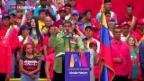 Video «Venezuela vor «Wahlen»» abspielen