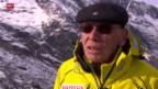 Video «Paralympics: Im Training bei Karl Frehsner» abspielen