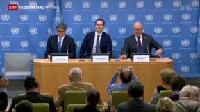 Video «Resolution gegen Terrorfinanzierung» abspielen