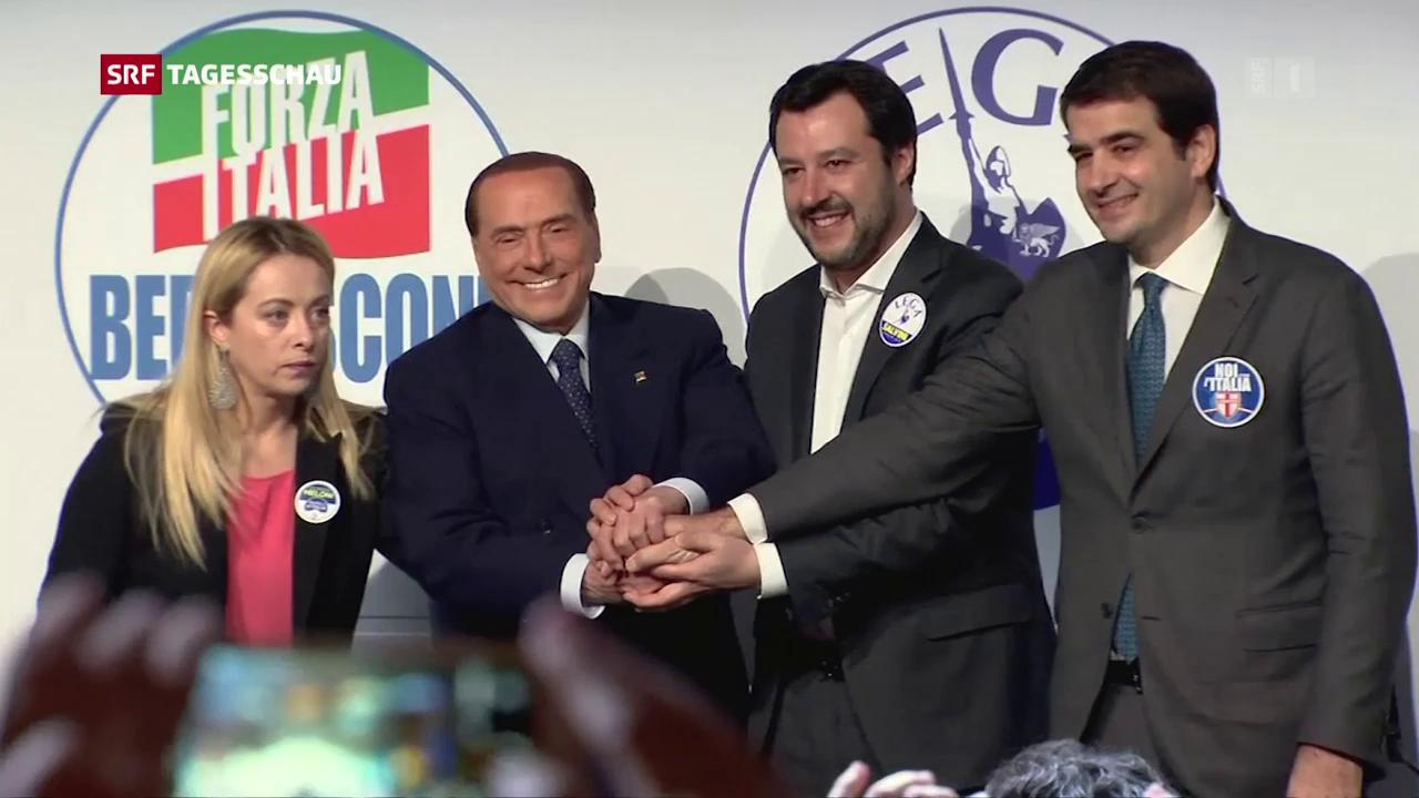 Italien wählt neues Parlament