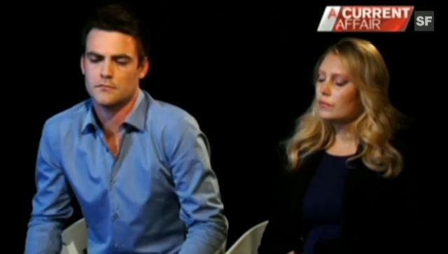 Australische Moderatoren Michael Christian und Mel Greig über den Tod der Krankenschwester