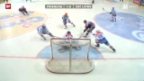 Video «NLA: Fribourg - ZSC Lions» abspielen
