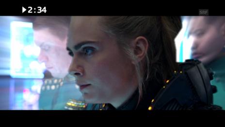 Link öffnet eine Lightbox. Video Filmstart diese Woche: «Valerian and the City of a Thousand Planets» abspielen