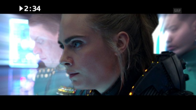 Video «Filmstart diese Woche: «Valerian and the City of a Thousand Planets»» abspielen