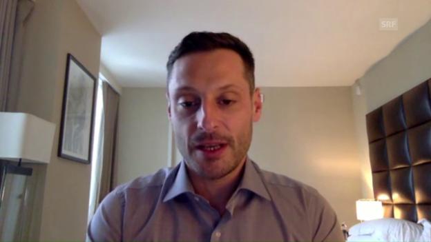Video «Das Skype-Interview mit Mark Streit» abspielen