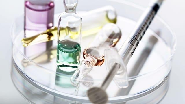 Spritzen – Das neue Make-up